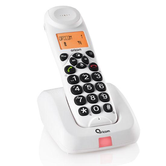 Oricom eco85-1 Amplified Cordless Phone