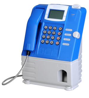 Comex - CX99A Payphone with Standard Cash Box
