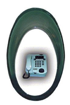 Payphone Dome - Model 4
