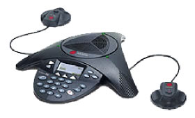 Polycom SS2WEX - SoundStation 2W/ upgradable without mics.