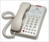 Teledex Opal 1000 - Single line telephone