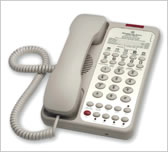 Teledex Opal 2000 – Two line telephone
