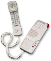 Teledex Trimline I & II – single or two line telephone