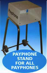 Payphone Stand