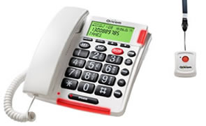Oricom TP170WP with remote pendant